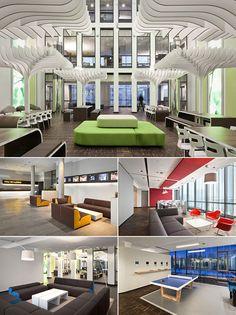 Coolest Corporate Headquarters - CNBC