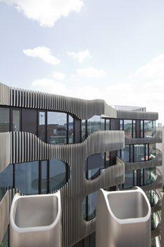 Johannisstraße 3. 2012. Berlin, Germany. J. Mayer H. Architects.