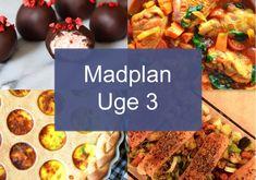 Du søgte efter Madplan - Maria Silje | Mad blog Meal Prep, Food And Drink, Healthy Recipes, Meals, Drinks, Ethnic Recipes, Blog, Fitness, Handmade