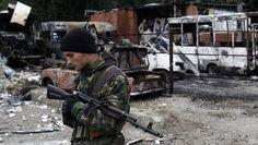 17/09/14, 11:50 'De rebellen hebben al zelfbestuur, waarom vredesplan accepteren?' - Onrust in Oekraïne - VK