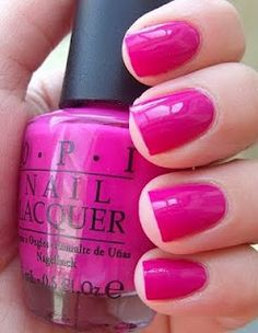 OPI: Ate Berries in the Canaries