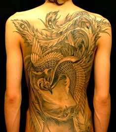 100 Stunning Phoenix Tattoo Designs and Meanings
