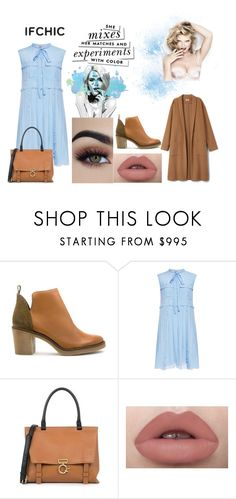 """IF CHIC contest"" by adancetovic ❤ liked on Polyvore featuring N°21 and Kate Spade"