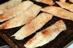 Recipes For Divine Living: Baked Talapia Fish Tacos