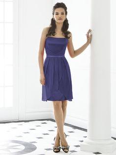After Six Bridesmaid Dress 6650  #purple #bridesmaid #dress