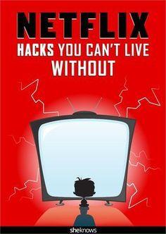 These Netflix hacks will change the way you binge Nintendo, Logos, Check, Diy Hacks, Diy Projects, Logo, A Logo, Do It Yourself, Diy Crafts