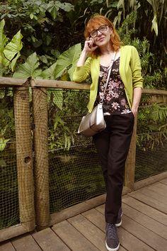 Babie letá: 50+: Greenery kamufláž v botanickej záhrade