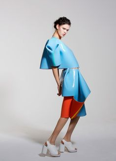 Valeska Jasso Collado's Voluminous Designs