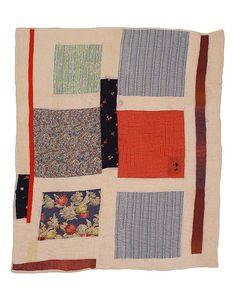 Susana Allen Hunter, Strip Quilt, 1955-1965