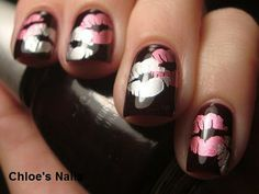 Super cute!  ChloesNails.Blogspot.com