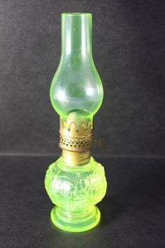 Vaseline oil lamp