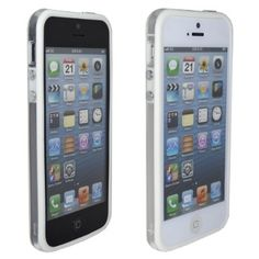 Bumper White for iPhone5