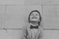 Urban kids fashion photo shoot in black and white