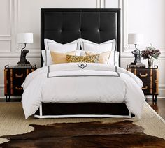 Wit, whimsy and effortless elegance define Ken Fulk and Pottery Barn's new, exclusive collection. Metallic accents, retriever figurines and lots of gorgeous leather will give your home a heavy dose of playful style.