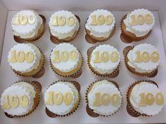 100th Birthday 12th Birthday, Gold Birthday, Birthday Fun, First Birthday Parties, Birthday Party Decorations, First Birthdays, Birthday Ideas, 100 Years Celebration, Birthday Celebration