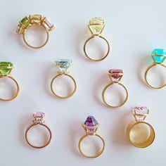 Luxury Jewelry, Modern Jewelry, Jewelry Art, Jewelry Rings, Jewelery, Jewelry Accessories, Fashion Accessories, Jewelry Design, Fashion Jewelry