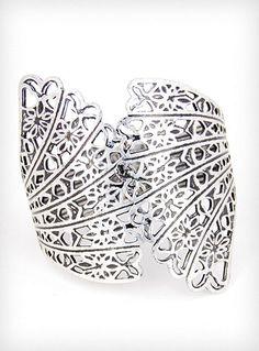 Victorian Fan Dance Bracelet | PLASTICLAND