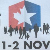 USA-CANADA REISMARKT, 1 en 2 november 2014 Hotel Theater Figi, Het Rond 2 te Zeist