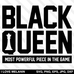 I Love Melanin - African American SVG files for Cricut & Silhouette Fire Font, Friends Font, Image Paper, The Design Files, Silhouette Projects, Silhouette Images, How To Make Tshirts, Black Queen, Black Girl Magic
