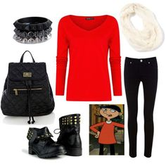 rhonda fall outfits hey arnold