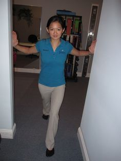 Physical Therapy Exercises to Prevent Poor Posture and Neck Pain while Working on the Computer