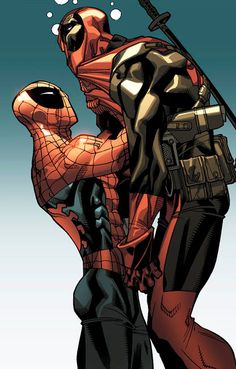 Deadpool & Spider-Man - I Love These Characters