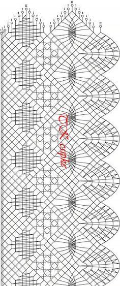 Variációk 45 Bobbin Lace Patterns, Lace Heart, Parchment Craft, Lace Jewelry, Needle Lace, African Fashion Dresses, Lace Detail, Free Pattern, Diagram