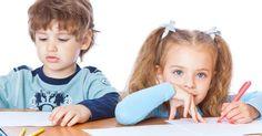 Koncentracja u przedszkolaka. Skupienie uwagi u dziecka.