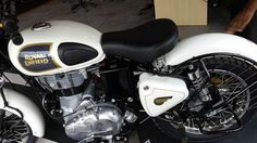 Royal Enfield Classic 350 - WHITE COLOUR LAUNCHED!!!!