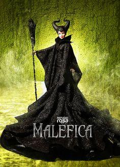 2014 (Maleficent) Refugio Rosa David Bocci