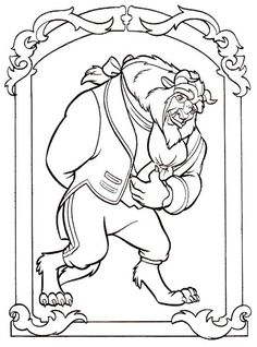 Beauty and the Beast color page, disney coloring pages, color plate, coloring sheet,printable coloring picture Moana Coloring Pages, School Coloring Pages, Flag Coloring Pages, Dog Coloring Page, Coloring Pages For Kids, Coloring Books, Adventure Time Art, Cartoon Network Adventure Time, Princesa Disney Bella