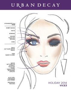 I love this look from @Sephora's #TheBeautyBoard http://gallery.sephora.com/photo/15036