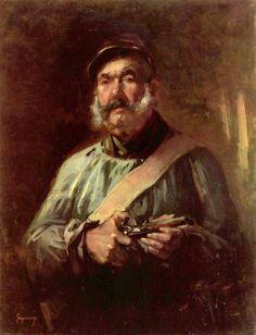 Wächter von Chailly Nicolae Grigorescu