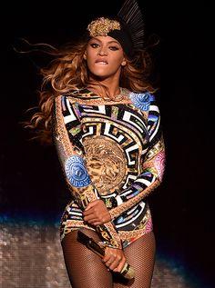 OTRTour Beyoncé Minute Maid Park Houston Texas 18.07.2014