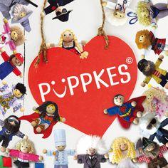 Hrzilein, was bist Du niedlich #pueppkes #koch #berufe #rocker #engel muffin #shoppingqueen