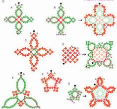 Free Beading Patterns - Free Jewelry Patterns and More