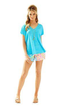 Sanford V-Neck Pullover Sweater - Lilly Pulitzer