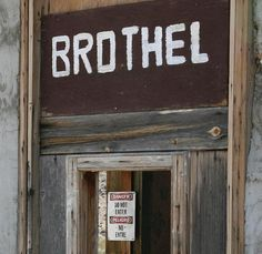 7 Creepiest Abandoned Brothels on Earth