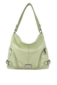 0b630af026 Jenna Kator Frankfort Hobo Handbag (Lime) Review