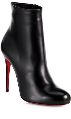The famous red sole *Louboutin* on Pinterest | Christian Louboutin ...