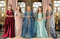 حريم السلطان السلطانة قسم Rose Turkish