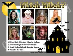 October Lobby Contest Designed by Chelsi Dall https://www.facebook.com/watsonortho Halloween Contest. Witch Contest.