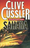 Dirk Pitt Novels | Sahara | Clive Cussler bestsellers for summer reading | Bestseller Action Adventure Novelist