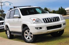 2007 Toyota Landcruiser Prado Grande - perfect for off-road trips Find Cars For Sale, Prado, Toyota Land Cruiser, Road Trips, Used Cars, Australia, Beautiful, Shopping, Cars