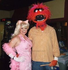 Muppets costumes for Halloween