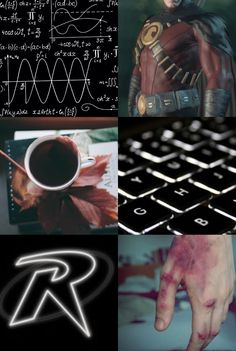 """dccomics-aes: """"red robin aesthetic """""""