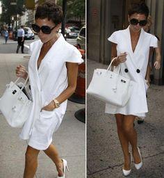 Victoria Beckham Short Dresses   Menina Mulher: A elegancia de Victoria Beckham ..LOOKS