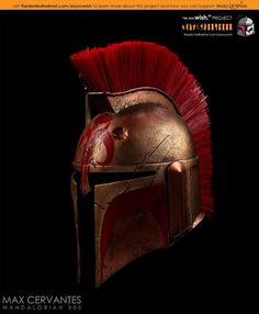 THIS IS WHAT SOME HELMETS MIGHT HAVE LOOKED LIKE IF STAR WARS NEVER HAPPENED: 300 Fett