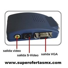 Convertidor VGA Costo: $400.00 MXN