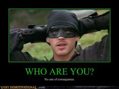 """Life is pain, highness. Anyone who says differently is selling something"". Westley (as the Dread Pirate Roberts) in The Princess Bride Princess Bride Quotes, The Princess Bride, Princess Bride Costume, Book Boyfriends, True Love Pictures, Dread Pirate Roberts, Cary Elwes, Look At You, Great Movies"